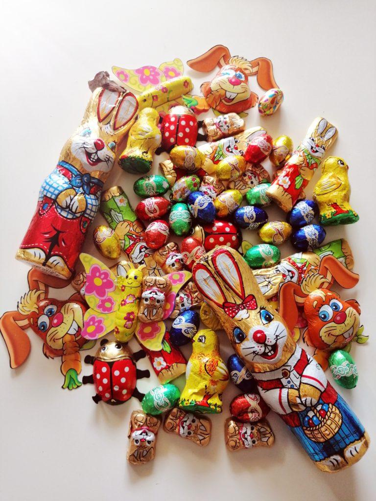 uskrsne čokoladice