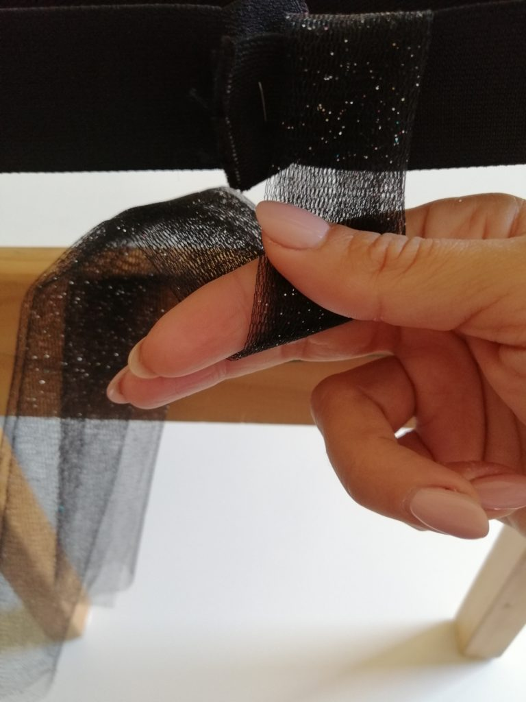 Prebacivanje materijala preko prstiju