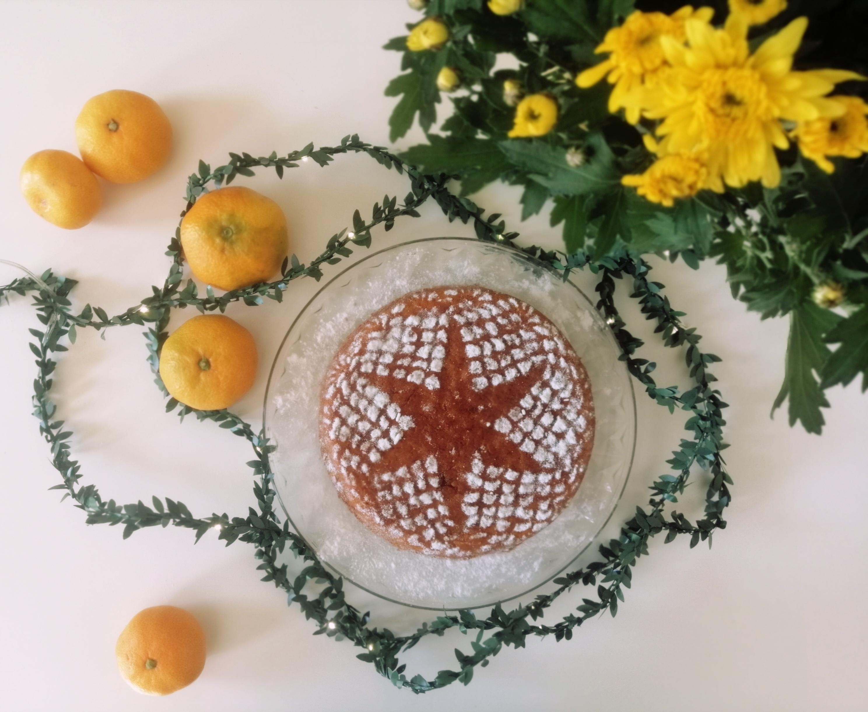 Torta od mrkve i mandarine Izy pizy