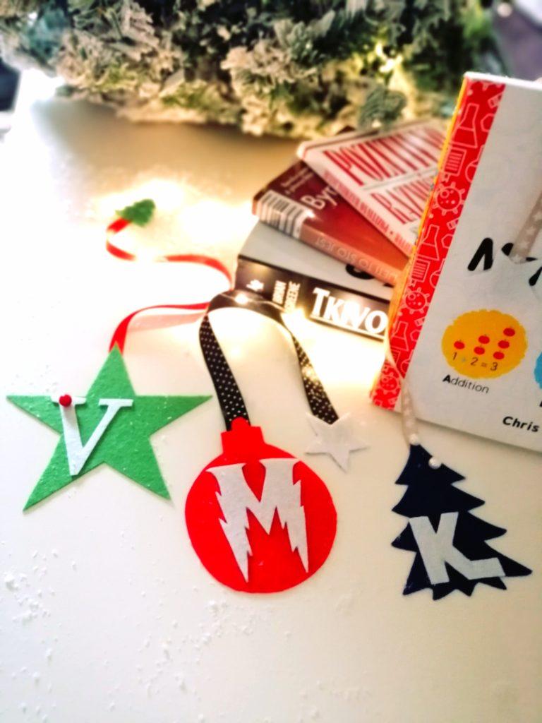 Označivači stranica kao pokloni za Božić