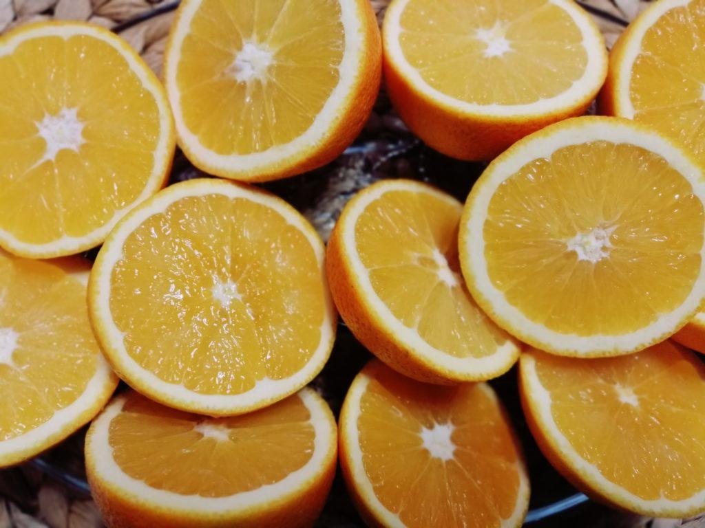 Polovice naranči