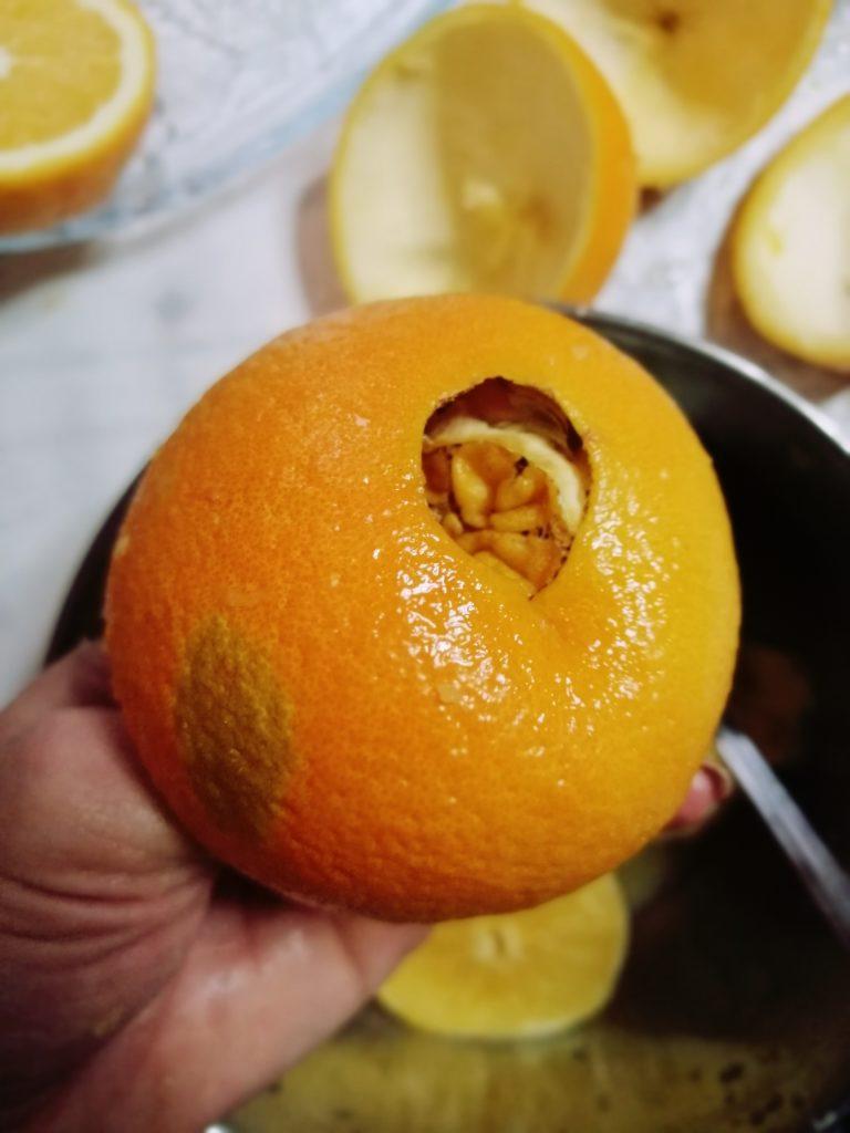 Dno naranče koje ne možete iskoristiti za arancine