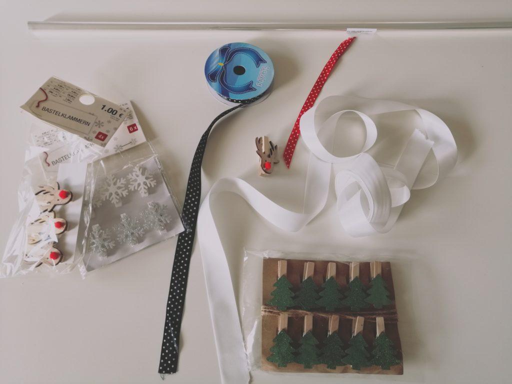 Ukrasne trake, celofan i dekoracije za paketiće arancina i krokanta