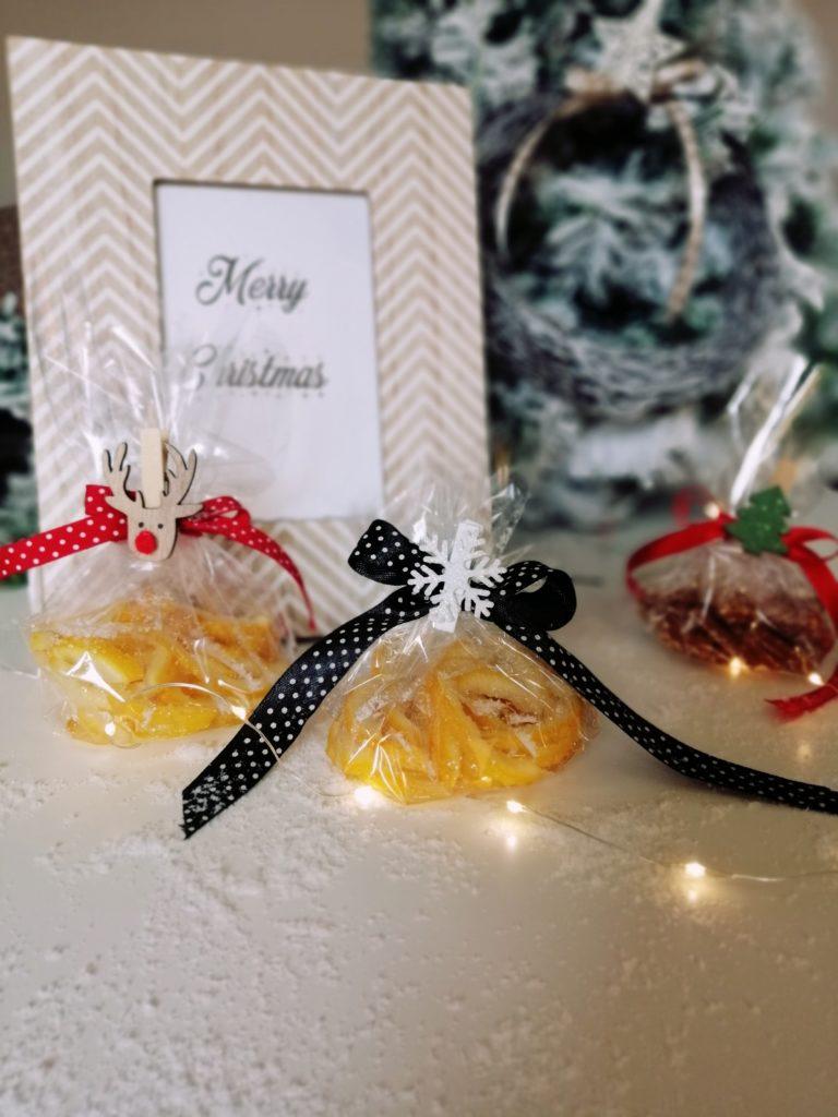 Arancini i krokant od sezama kao darovi za Božić