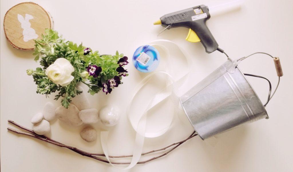 Oprema za diy ukras za stol sa zečjim ušima