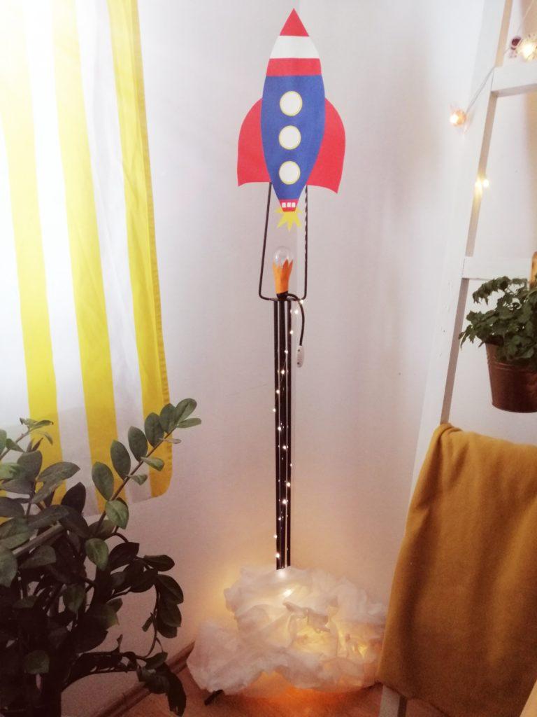 Ovako izgleda naša raketa