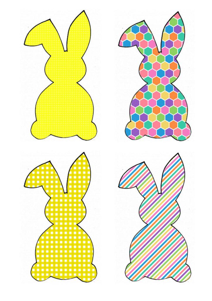 Žuto-šareni zečevi