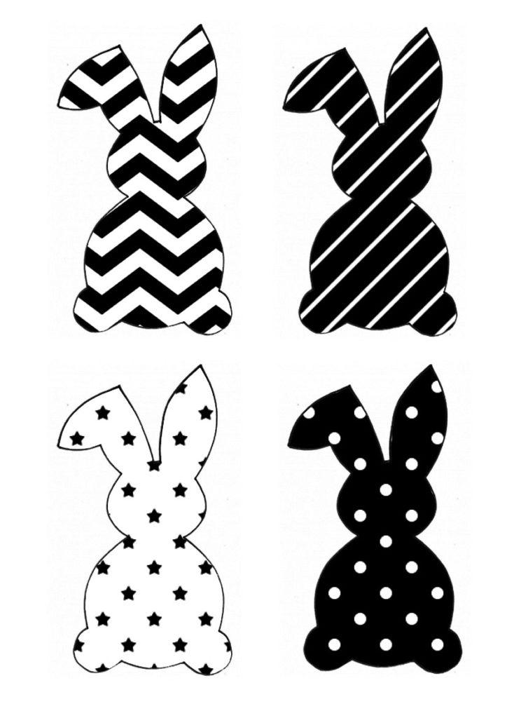 Crno bijeli zečevi