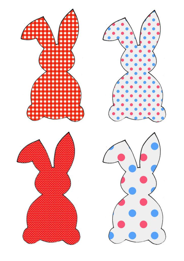 Crveno-plavi zečevi