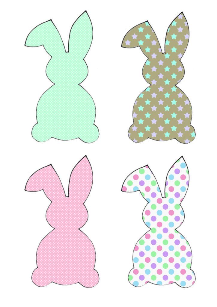 Pastelni zečevi
