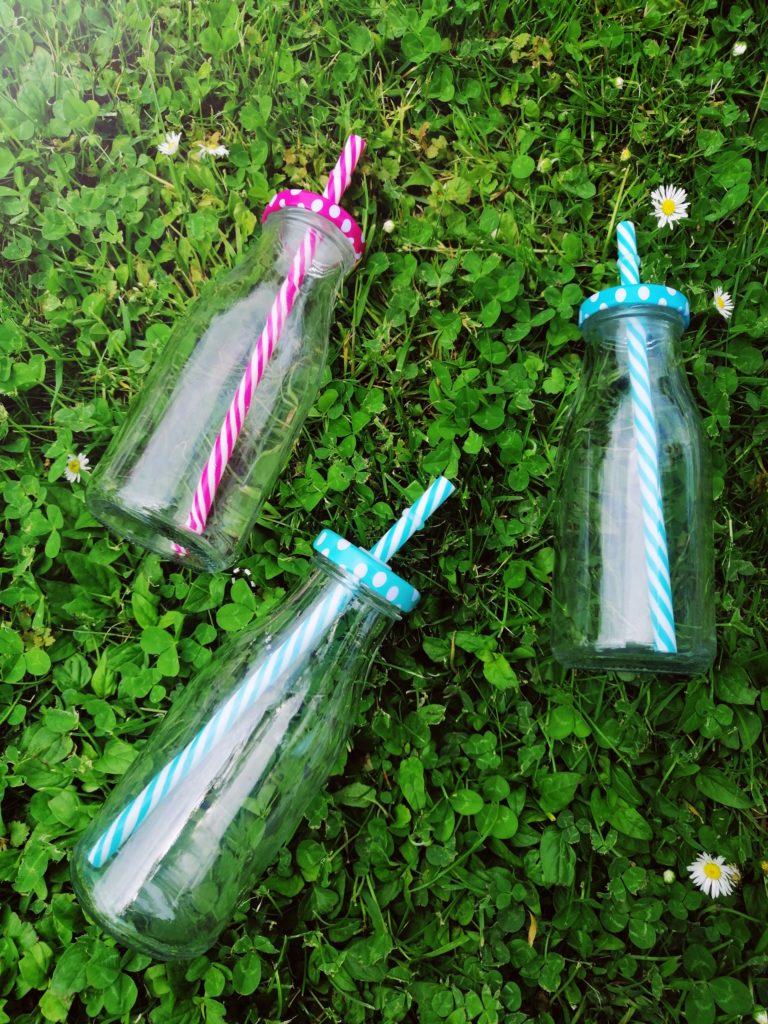 Staklene bočice iz Pepca  koje ću personalizirati