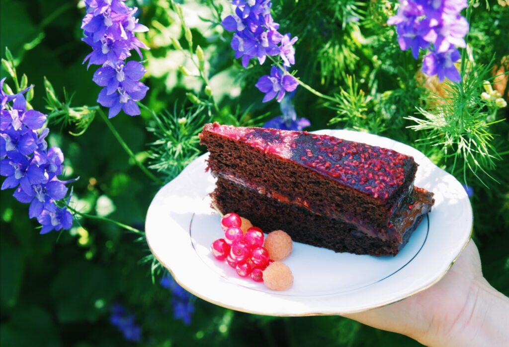 Sočna i brza torta od čokolade